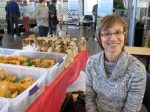 Selling seeds at local Alberta Seedy Saturdays