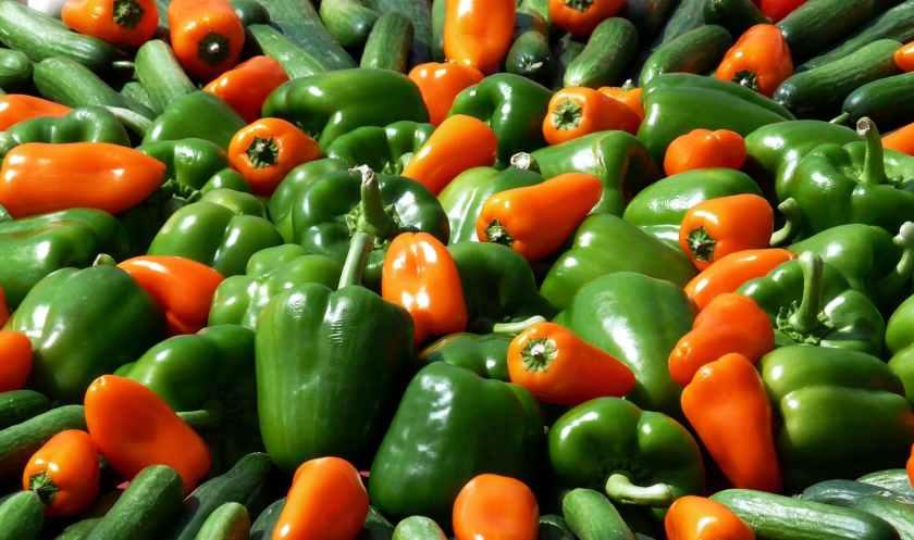 food healthy vegetables vegetarian